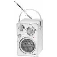 Радіоприймач AEG MR 4144 (білий)