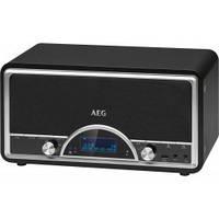 Цифрове ретро-радіо AEG з Bluetooth і DAB + AEG NDR 4378 (чорний)