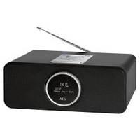 Радіо AEG SR 4372 BT / DAB + (Bluetooth, DAB +, AUX-IN, FM, чорний)