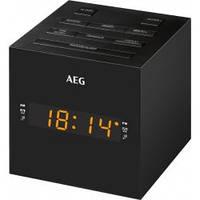 Радіогодинник AEG MRC 4150 (чорний)