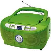 CD-радіоприймач AEG SR 4379 (зелений)