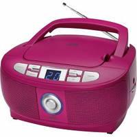CD-радіо з плеєром AEG SR 4379 (фіолетовий)