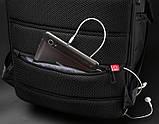 Рюкзак Kingsons KS3140W міської вологостійкий USB-порт, фото 7