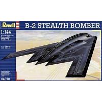 Сборная модель Revell Бомбардировщик-невидимка Northrop B-2 Bomber 1:144 (4070)