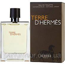 Туалетная Вода Hermes Terre d'Hermes 100 ml eau de toilette