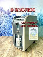 Кислородный концентратор 5 л/мин литра медицинский OXYGEN 5L генератор кислорода аппарат портативный для дома