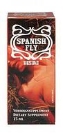 Возбуждающие женские капли SPANISH FLY DESIRE, 15 мл