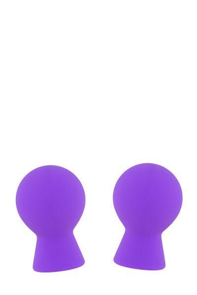 Стимуляторы на соски LIT-UP NIPPLE SUCKERS SMALL PURPLE