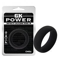Кольцо эрекционное GK Power Infinity Ring M