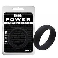 Кольцо эрекционное GK Power Infinity Ring L