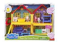 Домик Свинки Пеппы Peppa Pig's Deluxe House , фото 1