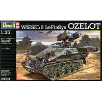 Сборная модель Revell Бронетранспортер Wiesel 2 LeFlaSys 1:35 (3089)