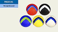 Мяч футбольный № 5, PU, 350 грамм, MIX 5 цветов /30/ (FB20141)
