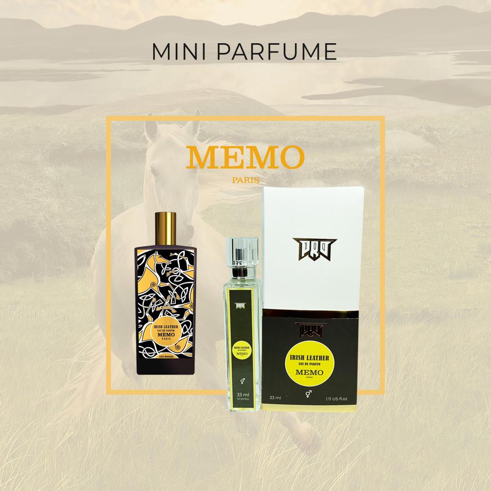 Elite Parfume Memo Irish Leather, унисекс 33 мл