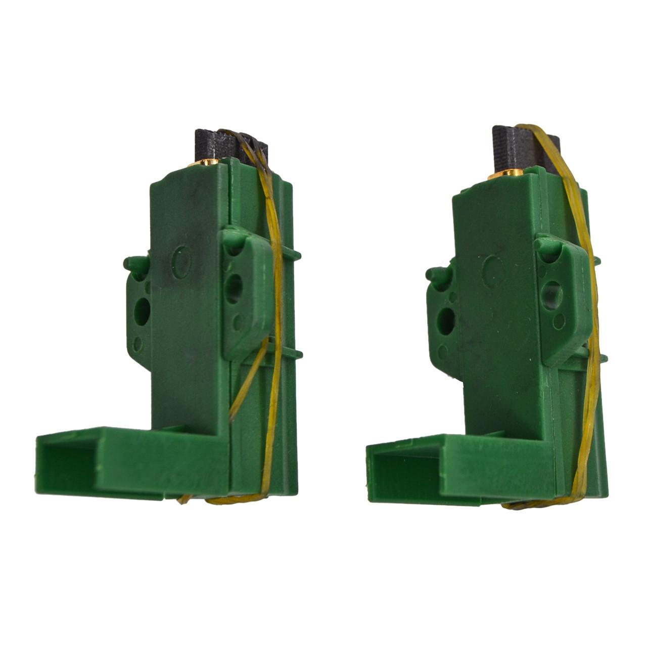 Щетки угольные 2 шт в корпусе 5x12.5x36 mm Beko (371202405, 371202407)