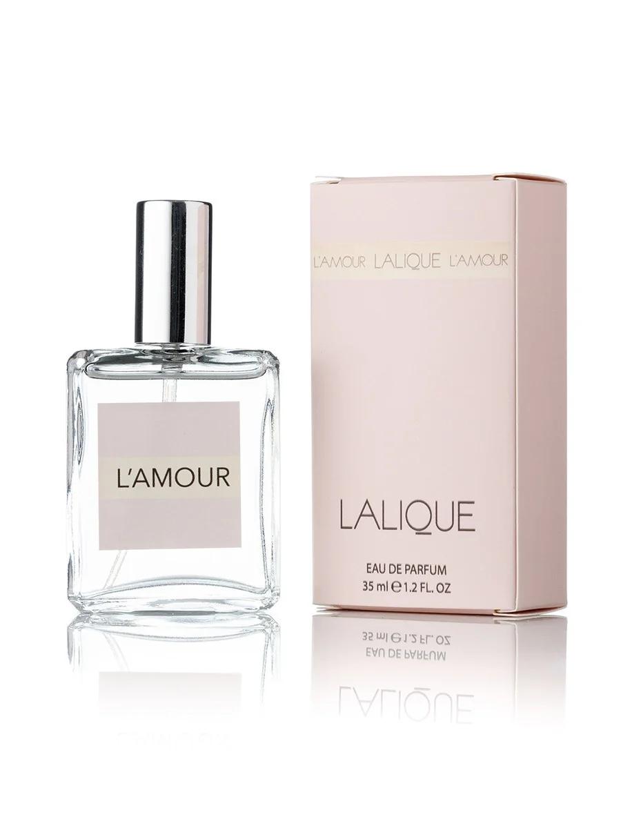 Парфюмерная вода для женщин Lalique L'Amour, 35 мл