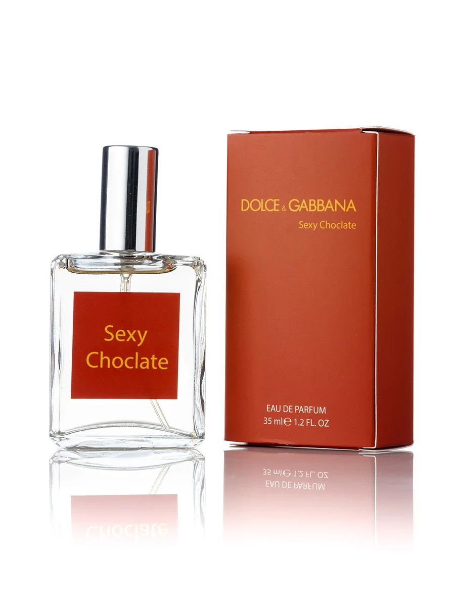 Парфюмерная вода для женщин D&G The One Sexy Chocolate, 35 мл