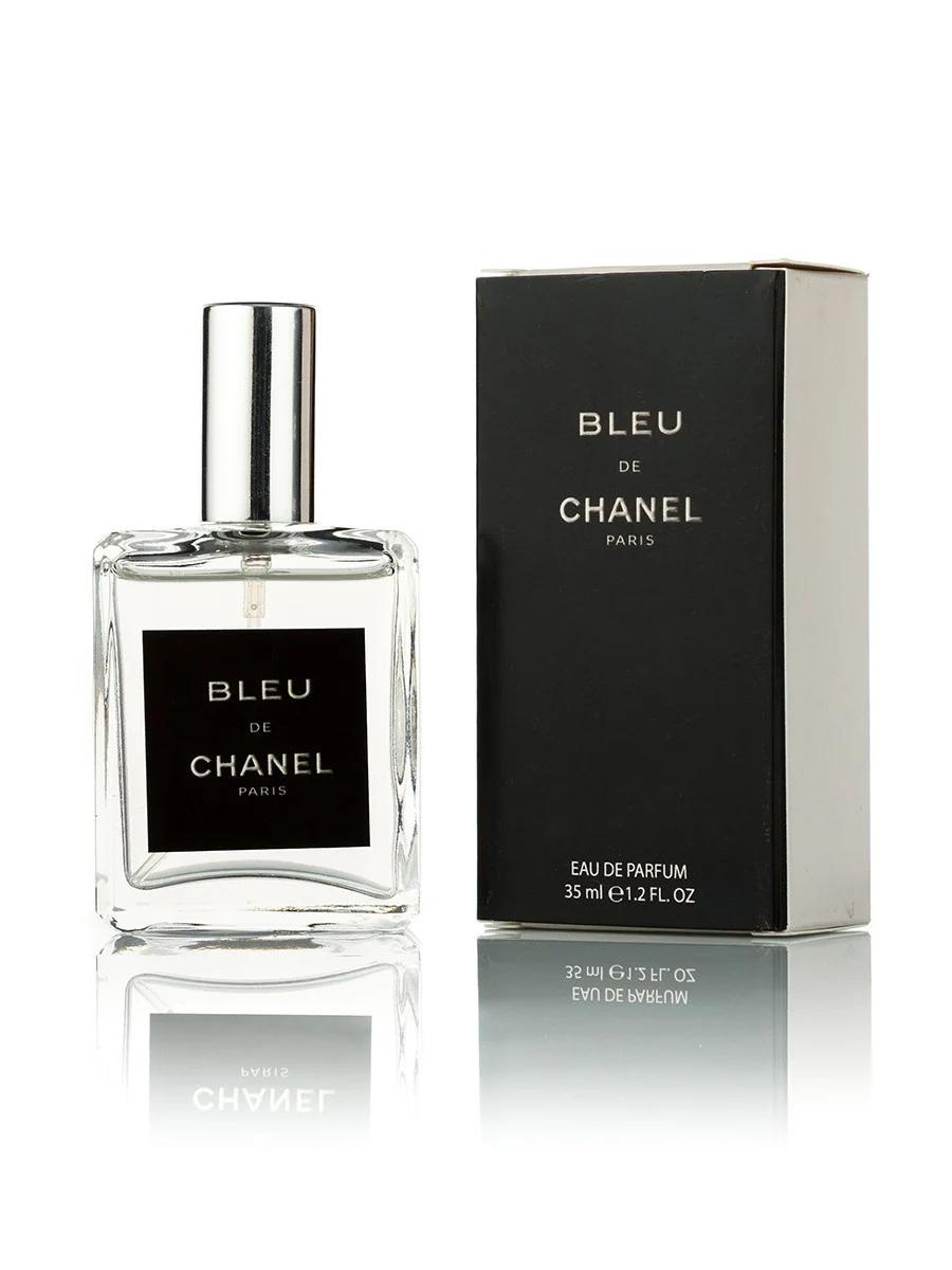 Парфюмерная вода Bleu de Chanel, мужская 35 мл