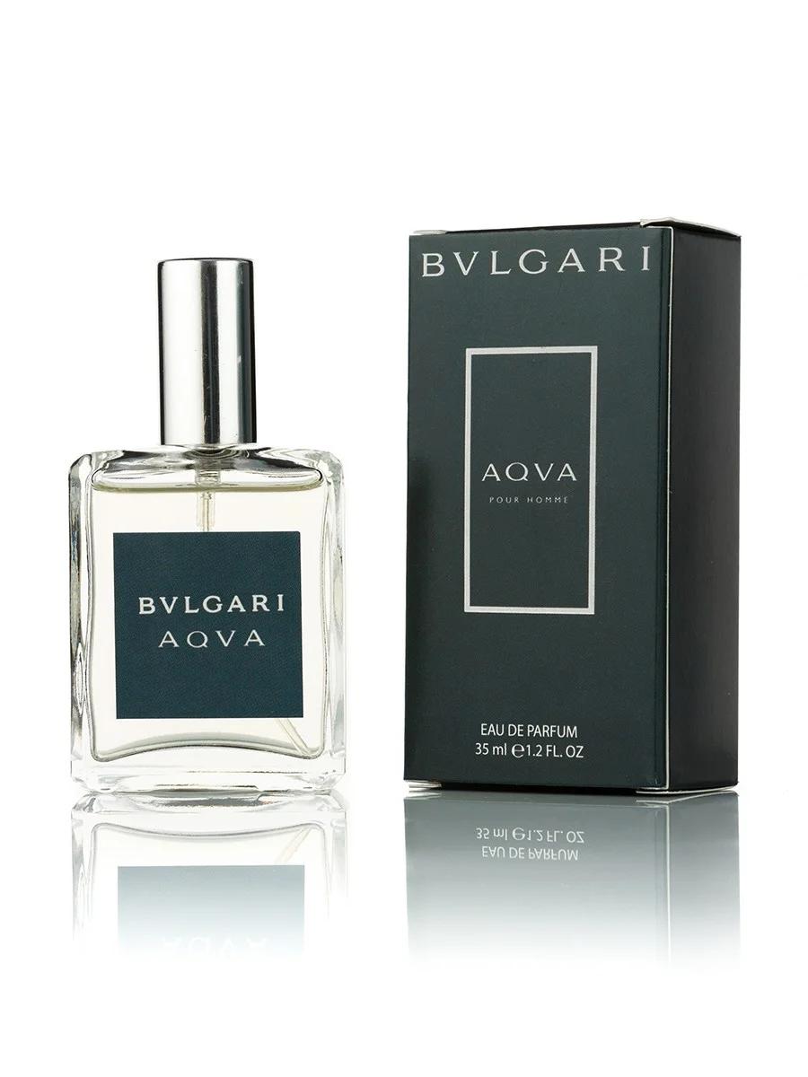 Парфюмерная вода Bvlgari Aqua Pour Homme, мужская 35 мл