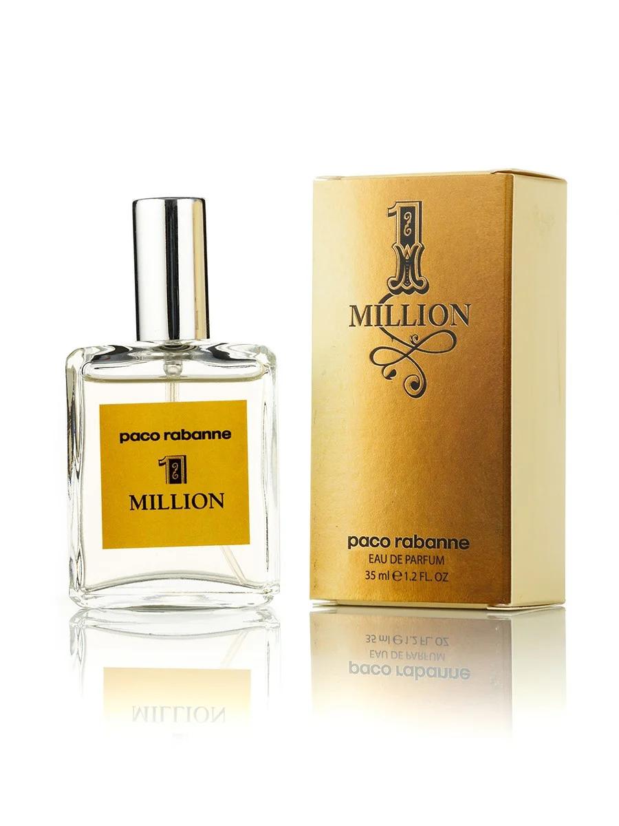 Парфюмерная вода для мужчин Paco Rabanne 1 Million, 35 мл