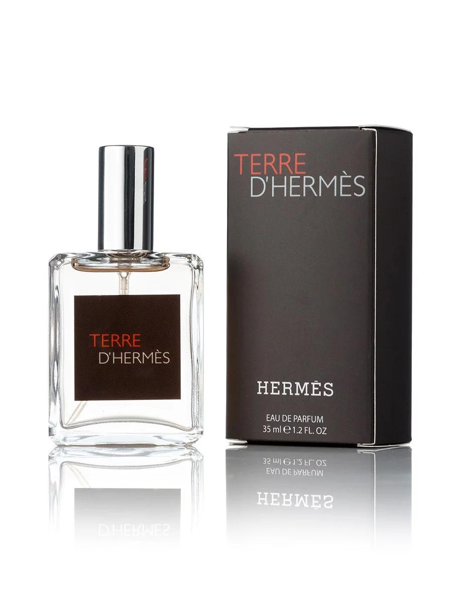 Парфюмерная вода для мужчин Hermes Terre D`Hermes, 35 мл