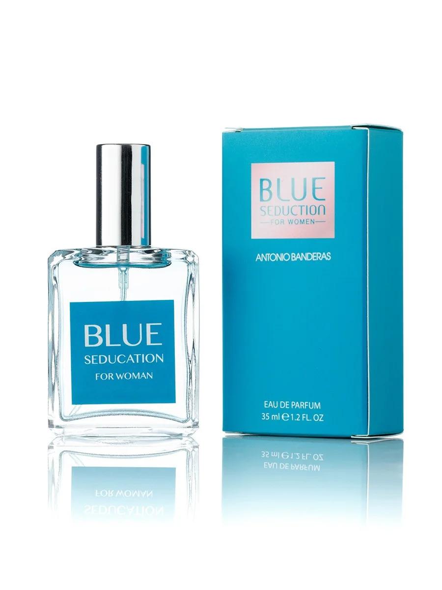 Парфюмерная вода для мужчин Antonio Banderas Blue Seduction, 35 мл