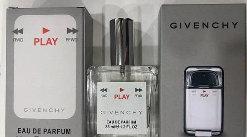 Парфюмерная вода Givenchy Play for him, мужская 35 мл