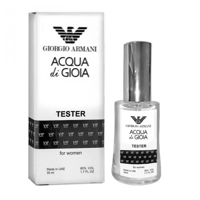 Tester VIP женский Giorgio Armani Acqua di Gioia 35 мл