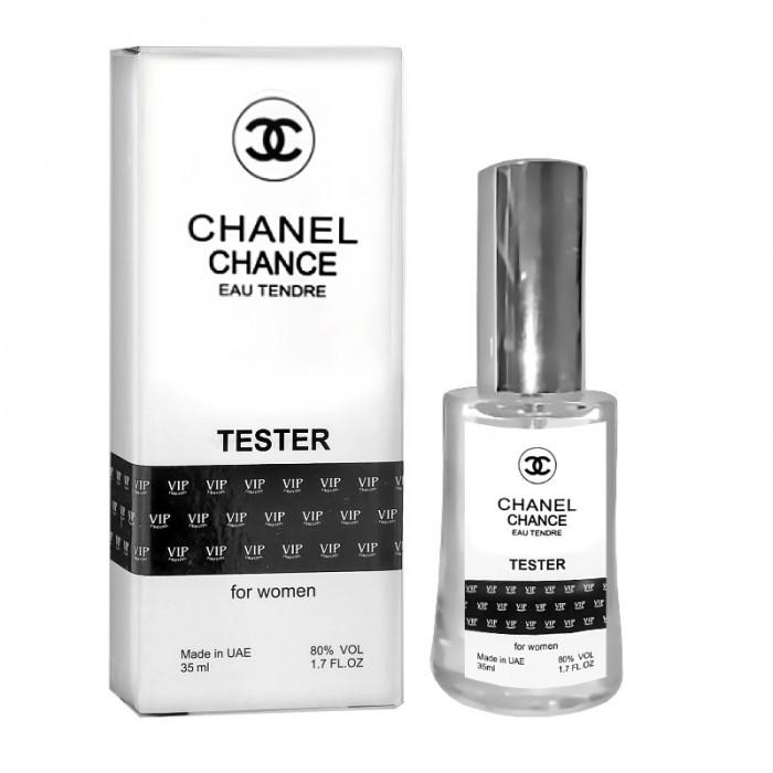 Tester VIP женский CHANEL Chance Eau Tendre 35 мл