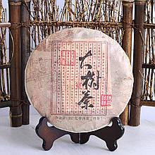 Китайский чай Шу Пуэр Да Шу Ча 357 г 2010