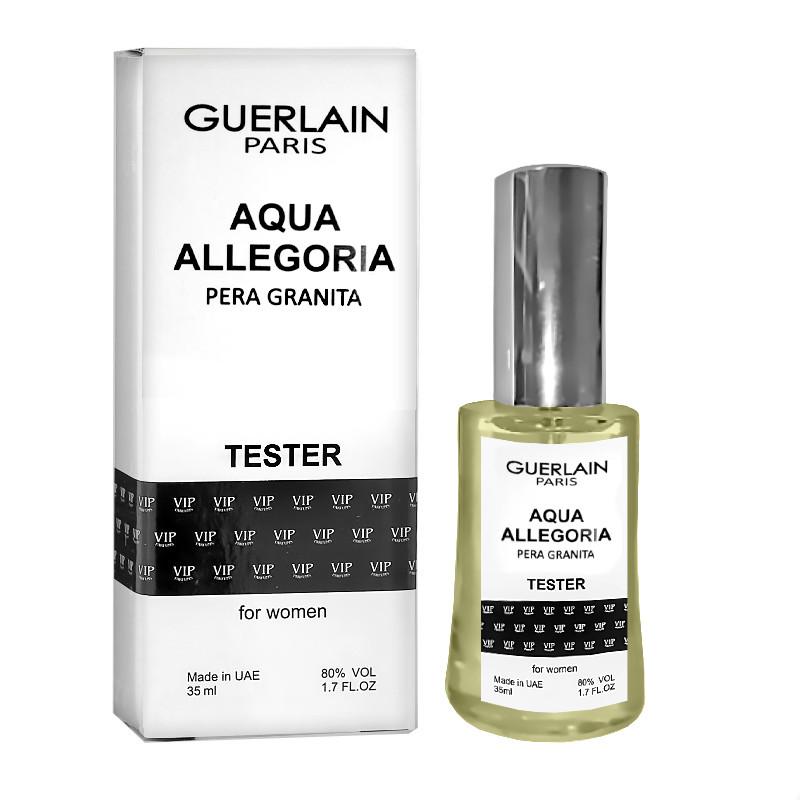 Tester VIP женский Guerlain Aqua Allegoria Pera Granita 35 мл