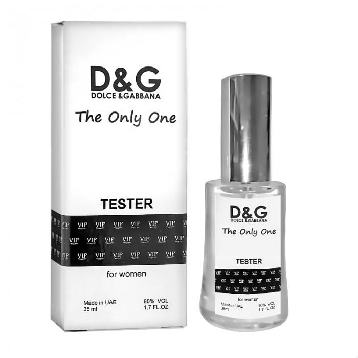 Tester VIP женский Dolce&Gabbana The Only One 35 мл
