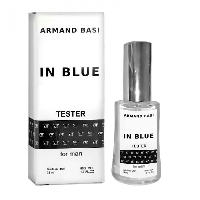 Tester VIP мужской Armand Basi In Blue 35 мл