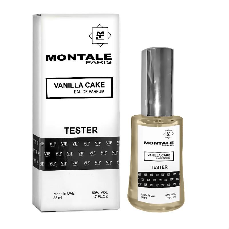 Tester VIP унисекс Montale Vanille Cake 35 мл