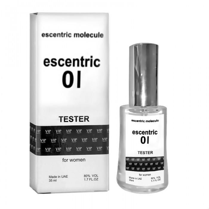 Tester женский Escentric Molecule Escentric 01 35 мл