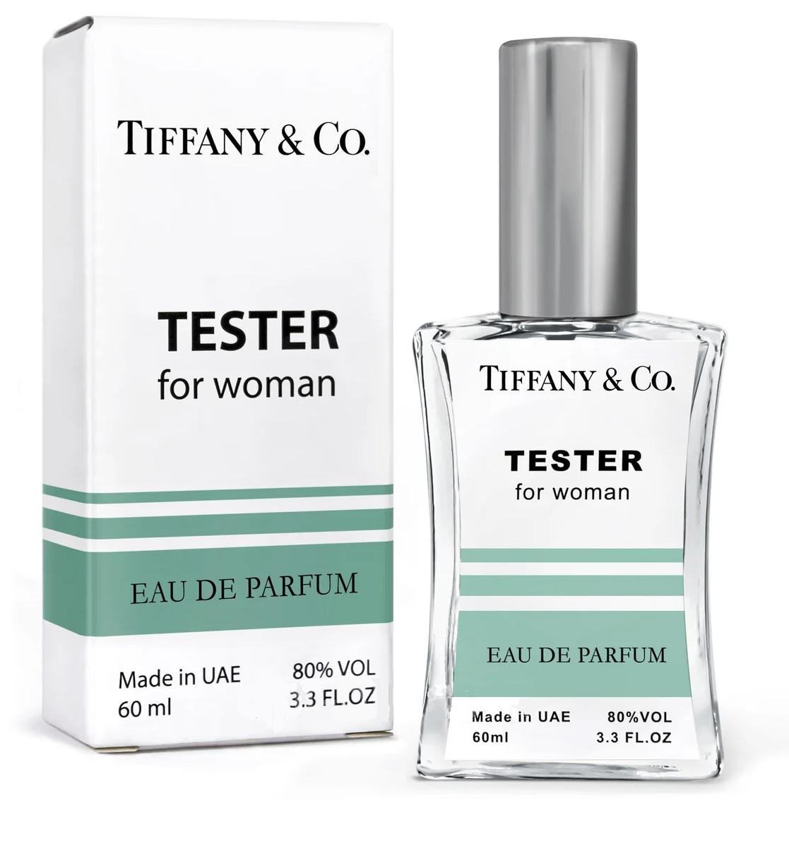 Тестер Tiffany & Co Eau De Parfum женский, 60 мл