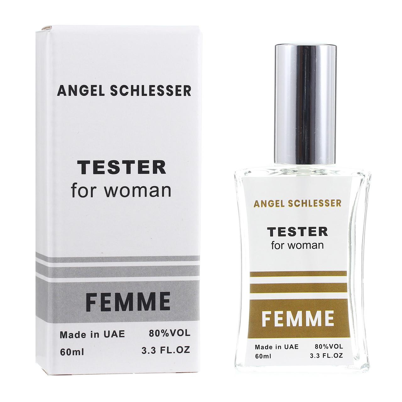 Тестер Angel Schlesser Femme женский, 60 мл