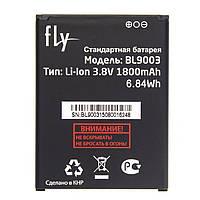 Аккумулятор BL9003 для Fly FS452 1800 mAh 01934, КОД: 137136
