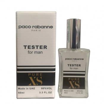 Тестер Paco Rabanne Pure XS мужской, 60 мл