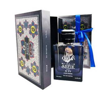 Парфюмированная вода для мужчин Shaik Rich No77 Pour Homme
