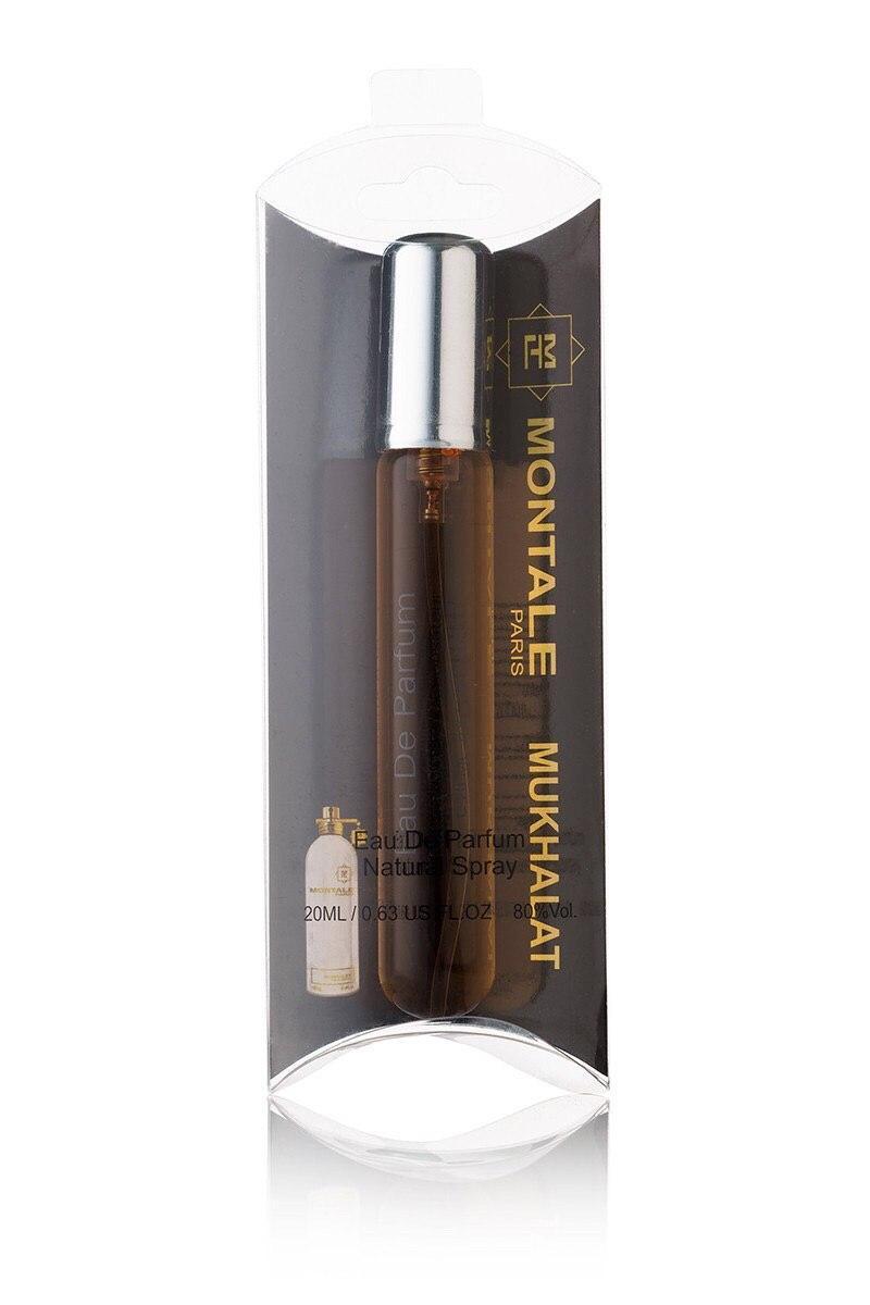 Унисекс мини парфюм Montale Mukhallat, 20 мл