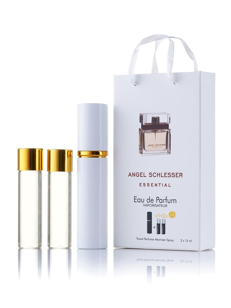 Мини-парфюм Angel Schlesser Essential, женский 3х15 мл