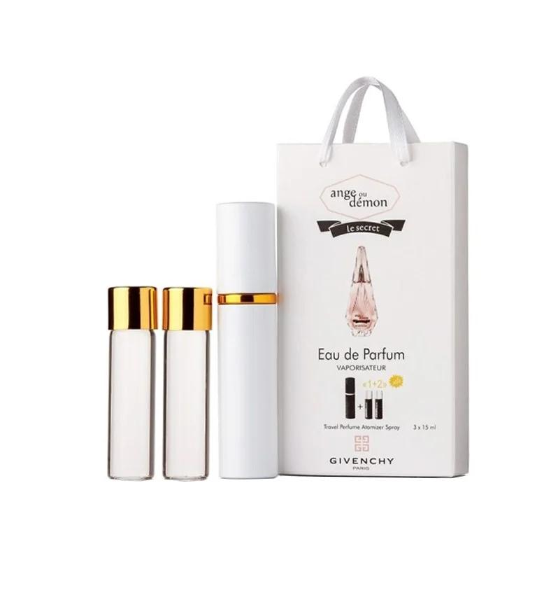 Мини-парфюм с феромонами женский GIVENCHY Ange Ou Demon Le Secret 3х15 мл