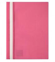 Скоросшиватель пласт. AXENT розовый