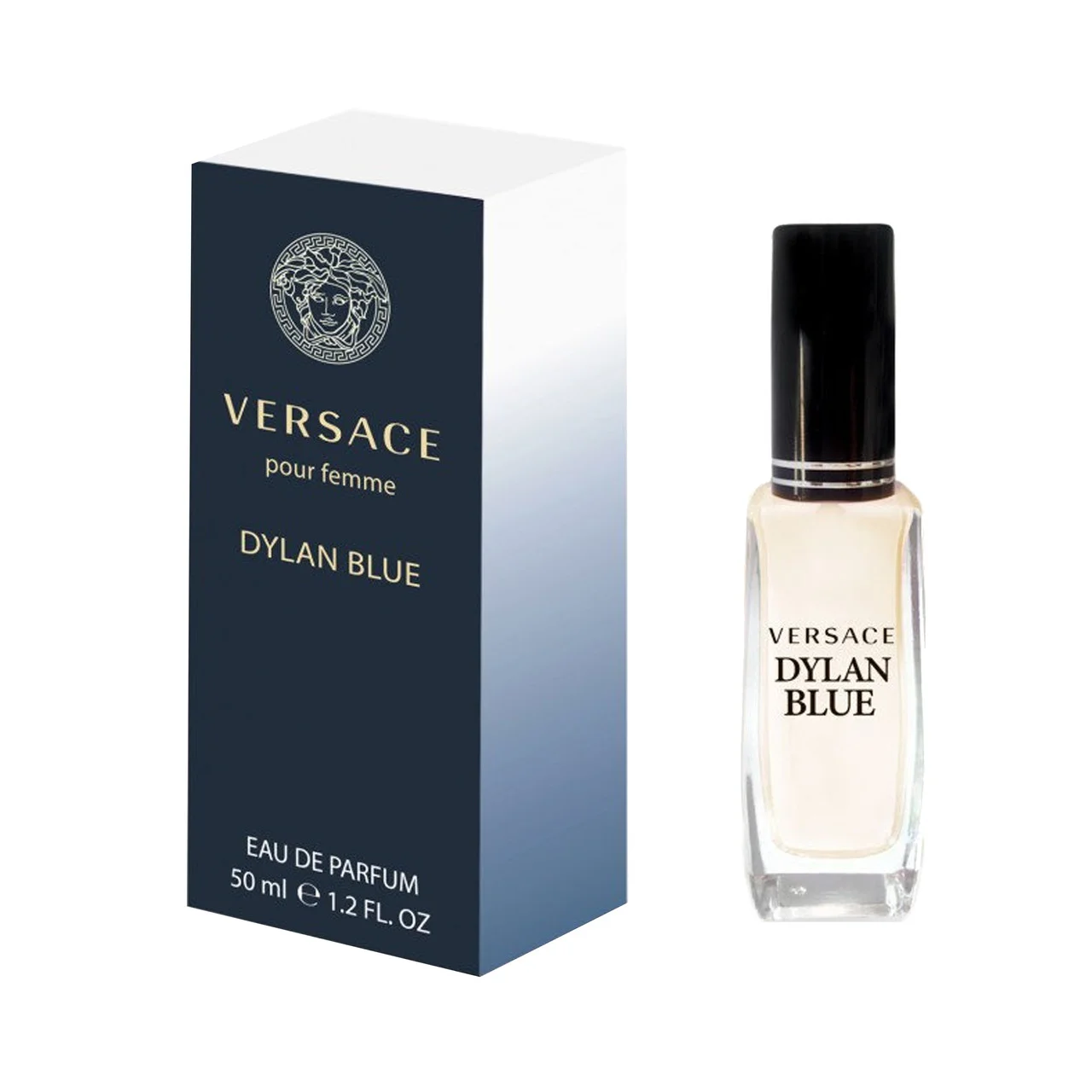 Парфюмерная вода Versace Dylan Blue, женская 50 мл