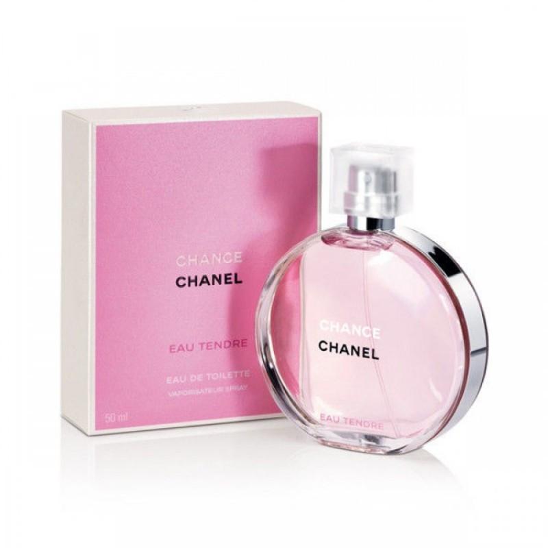Туалетная вода женская Chanel Chance Eau Tendre, 50 мл