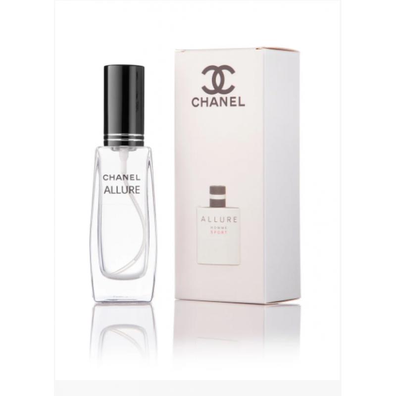 Парфюмерная вода Chanel Allure Homme Sport, мужская 50 мл