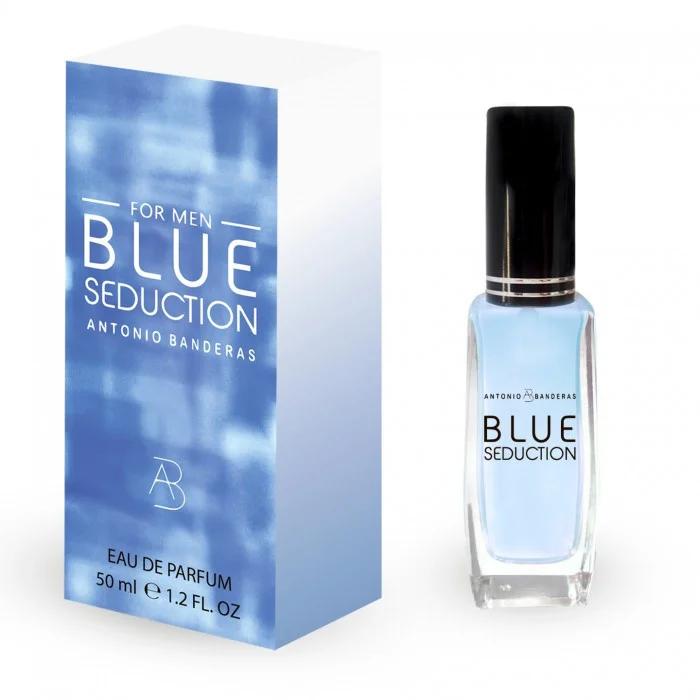 Парфюмерная вода Antonio Banderas Blue Seduction, мужская 50 мл