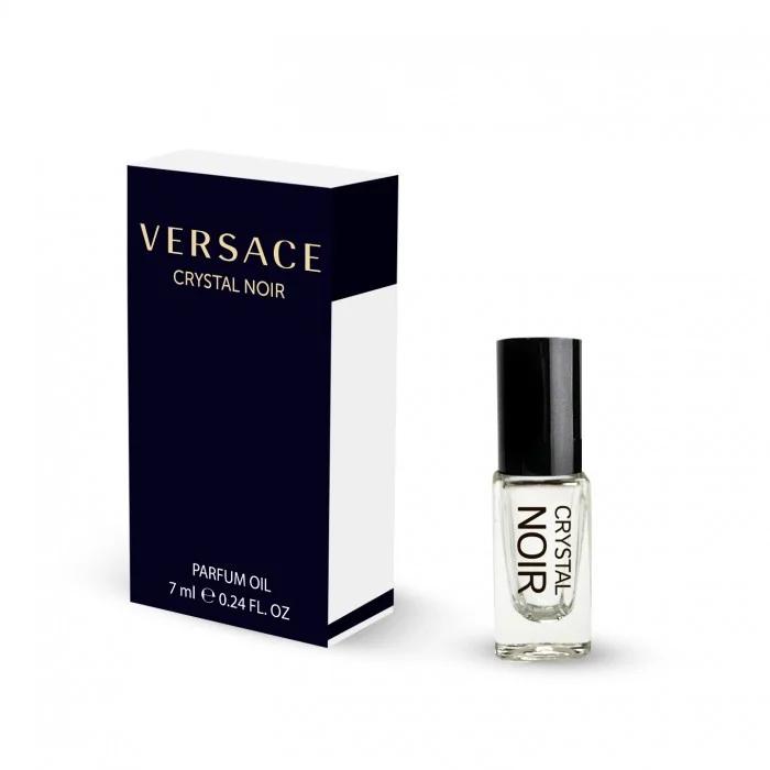 Парфюмерная вода для женщин Versace Crystal Noir, 7 мл