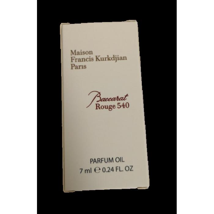 Парфюмерная вода унисекс Maison Francis Kurkdjian Baccarat Rouge 540, 7 мл